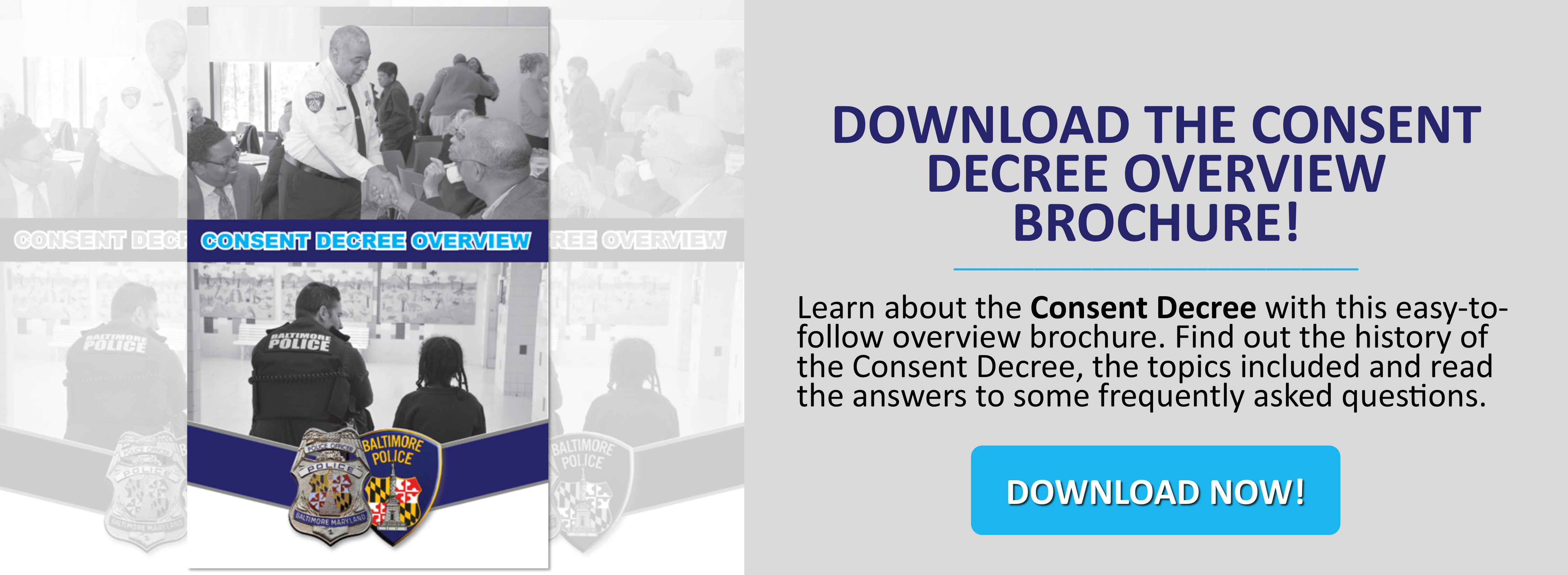 Consent Decree Overview